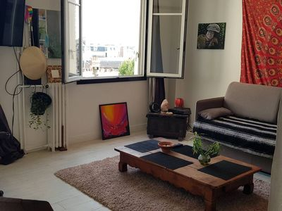 Photo for Spacious 2 Bedroom Apartment in Le Quartier Latin