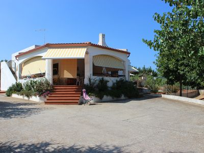 Photo for Country villa - 3 bedrooms, large garden