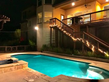 Luxury Canyon Villa San Antonio