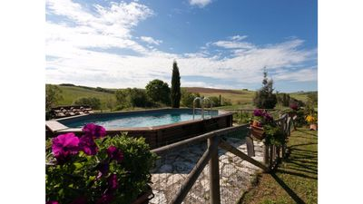 """Photo for Apartment """"The Granary"""" in Villa with Shared Pool"""