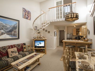 Photo for 2 Bedroom/2 Bath Condo -in Town of Telluride