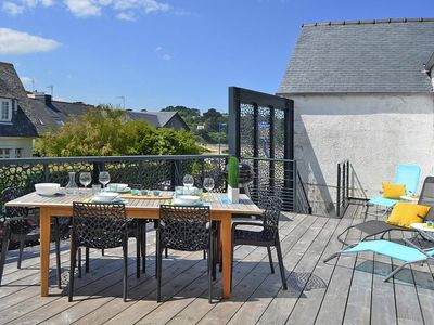 Photo for Terraced house, Locquirec  in Finistère - 6 persons, 3 bedrooms
