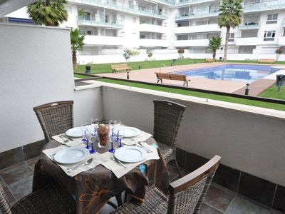 Photo for 1H - TIPO B - 009 PORTOMAR - REF: 126447 - Apartment for 4 people in Rosas / Roses