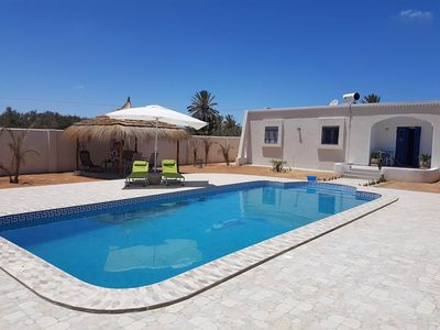 Photo for DAR ELYAS CHARMING VILLA PRIVATE LARGE POOL WITHOUT OPPOSITE NEAR THE SEA!