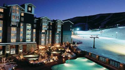 Photo for Luxury Mountainside Lodge, Park City (1/06/19-01/13/19)