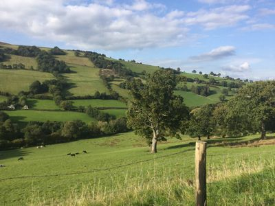 Stunning countryside views right on your doorstep