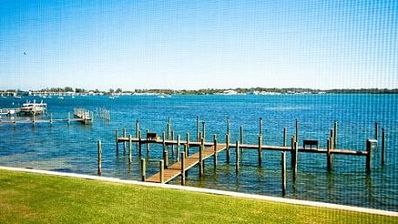 Photo for Pelican Cove 12 - Condo  2 Bedroom /2 Bath bay view,  maximum occupancy of 4 people.