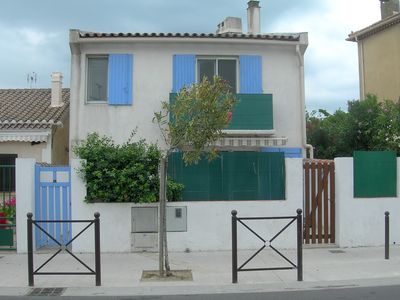 Photo for la Saladelle: Apartment in the village, 2 to 5 people