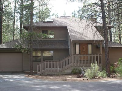Photo for Fall Special! $99 any night in October. Great location, cozy house, Sunriver fun