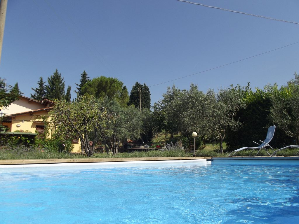 Self Catering Holiday Bed & Breakfast In Farmhouse Bagno