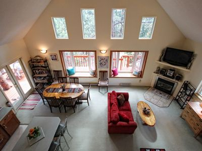 Photo for Superb Three Acre Mountain View Home for Reunions/Families