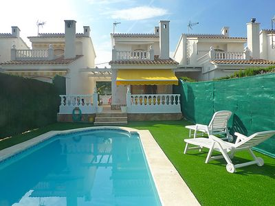 Photo for Vacation home Conjunto Montalt 11  in Miami Platja, Costa Daurada - 6 persons, 3 bedrooms