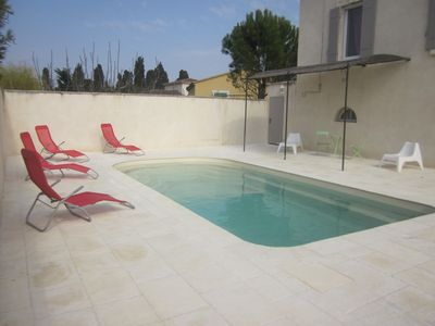 Photo for House Private Pool and Quiet Garden Closed at 10 minutes from St Rémy