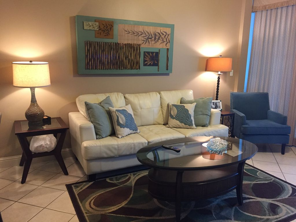 LIGHTHOUSE 906 Stylish Gulf Front 2 KINGS W/bunkroom*DEC 1 15 ASK FOR  SPECIAL **