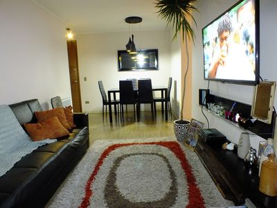 Photo for Enjoy The Properties Of Living In The Center Of The City (Santiago Centro)