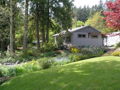 Photo for Sweet One Bedroom Country Cottage  Mins from Victoria, B C