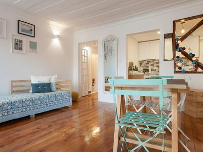 Photo for Príncipe Real apartment in Bairro Alto with WiFi.