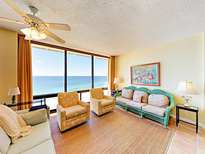 Photo for Top-Floor Beachfront 3BR w/ Gulf Views - By TurnKey