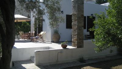Photo for Village house inside of the olive trees