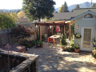 Photo for Mill Valley, CA Charmer--2 Month Summer Rental--June 15 to August 15