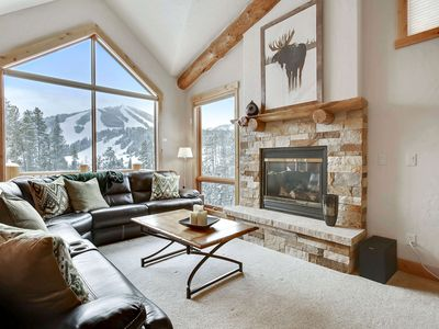 Photo for Lakota Antlers 403 by WPLCo | Slope Views | Beautiful Townhome | Mtn Modern