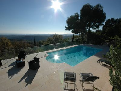 Photo for Stunning 5 bedroom Villa in Tourrettes-sur-Loup (Q0933)