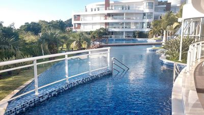 Photo for Apartment Marine Resort 4 qtps 2 suites Waterfall RENTAL BY SEASON
