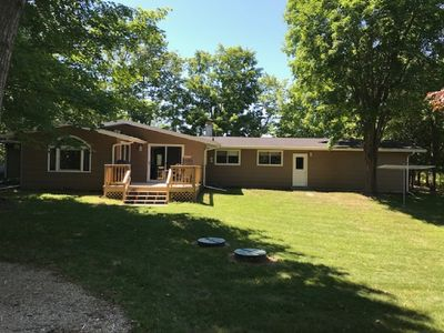 Photo for Nicely Located Ranch Home Near Fish Creek ~ 4 BD /  2 BA ~ On 3 Acres ~ Privacy!