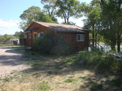 Photo for Rustler's Roost Guest House, 15 mi. SW of Cody, WY.  We love pets! No charge!