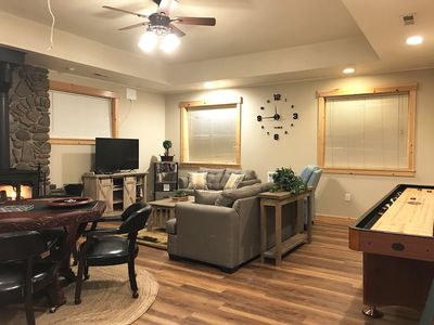 Photo for Cabin At The Y - Cozy And Spacious Home