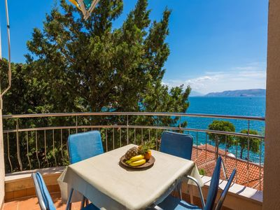 Photo for 1BR Apartment Vacation Rental in Selce (Crikvenica)