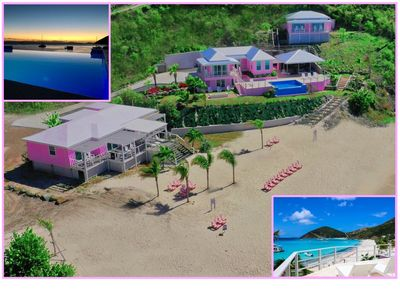 Photo for Pink House Villas - Beautiful Oceanfront House