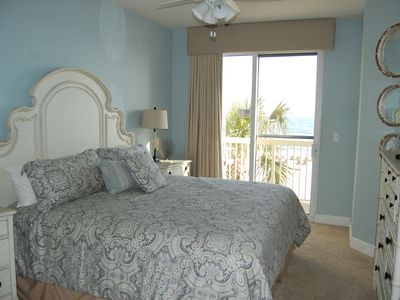 Photo for 1st Floor  2 KING BR's/2BA +Bunk Room *Beach Front + Beach Service