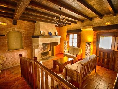 Photo for Tía Tomasa Rural Cottage for 10 people