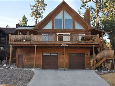 Photo for North Shore Estates Luxurious Cabin