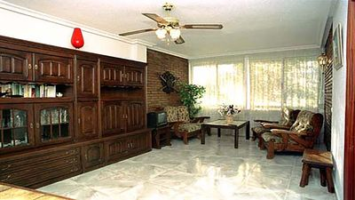 Photo for Comfortable conditioned apartment with three dormitories sorrounded by gardens.