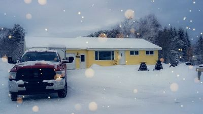 The Sunshine Shack of Newberry Michigan conveniently located and sleeps up to 8