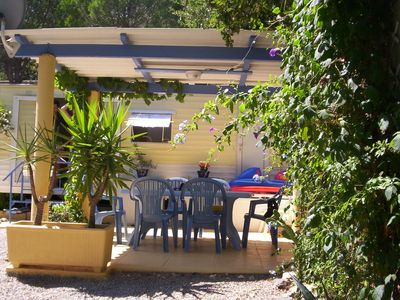 Photo for Mobile home rental comfort