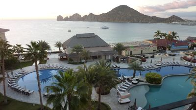 Photo for Luxury Resort on Medano Beach & Walk to Downtown Cabo