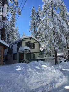 Come enjoy our 4 Season Wonderland in the Big Bear Mountains!!!