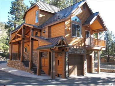 Photo for Luxurious, Upscale, Immaculate Home - Next to the Mammoth Village; 3 BR + Loft