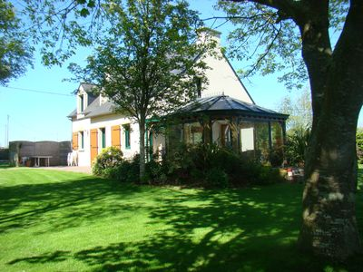 Photo for Kermaria-Sulard Bourg House in the Côtes d'Armor - 8 people -