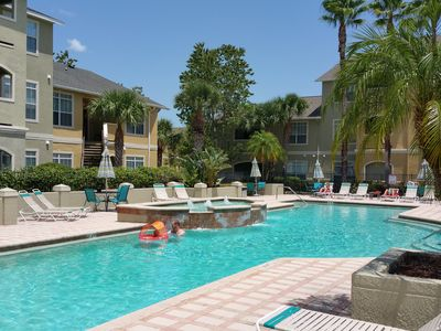 2 Bed 2 Bath, Clearwater Vacation Condo.