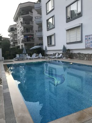 Photo for Large, bright, central apartment in Oba, Alanya