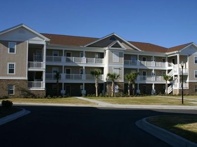 Photo for Barefoot Resort Golf Pool w/Beach Privileges!