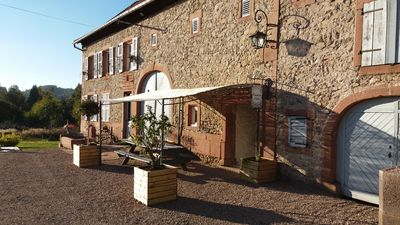 Photo for 1BR Guest House Vacation Rental in Bertrimoutier, Grand Est
