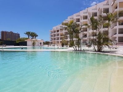 Photo for Holiday apartment Los Cristianos for 4 - 6 persons with 2 bedrooms - Holiday apartment