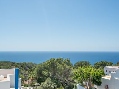 Photo for Can Azzurra, House with pool near the beach