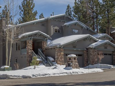 Photo for Timbers Luxury Townhome with View - 4BR/3.5BA with Hot Tub