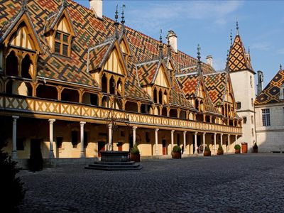 Photo for Apartment in downtown Beaune